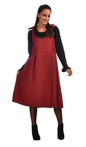Aurea Vita - Dress SANTA - Woman - S - Red