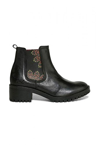 DESIGUAL SHOES CHARLY ESSENTIAL Negro, 36 MainApps