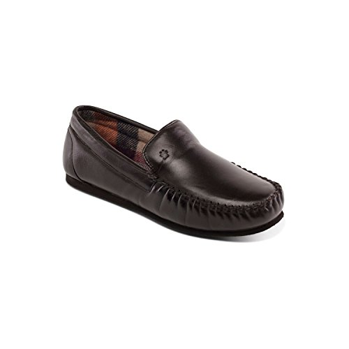 Padders Chaussons Pour Homme Marron