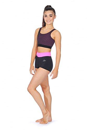 Dansez Soutien-gorge de sport Punch Neon Pink