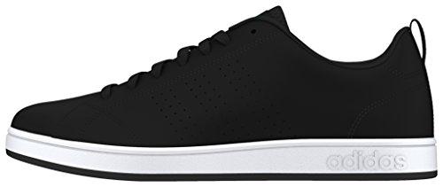 adidas Herren Advantage Clean Vs Turnschuhe Negro (Negbas / Negbas / Azul)