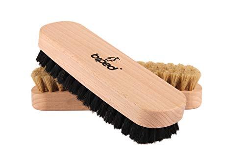 Biped Conjunto 2 piezas - Cepillos madera haya zapatos