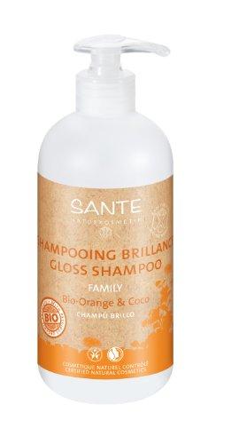Glanz Shampoo Family Bio-Orange und Coco 950 ml