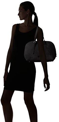 Liebeskind Berlin - Gimbi Urbase, Borsa a spalla Donna Schwarz (nairobi black)