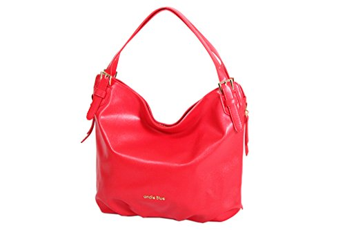 Borsa Andie TANIA A8147 Blue collection Rosso (rosso)