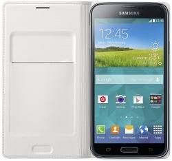 Samsung Galaxy S5 G900F - Flip Cover Custodia...