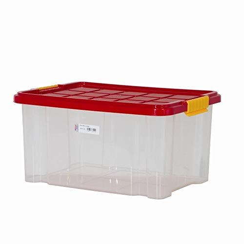 Unimet Euro Box mit Ittel mit Deckel 364100 farblich sortiert