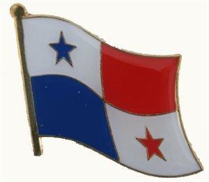 Yantec Flaggenpin Panama Pin Flagge (Panama Flagge Pin)