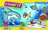 Zephyr 3603008 Stamp It Water Kingdom