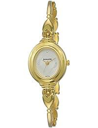 Sonata Analog Champagne Dial Women's Watch NM8092YM03 / NL8092YM03