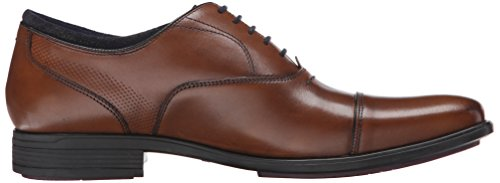 Leather Hush Puppies Mens Evan Tan Maddow Oxford YZY0qvw