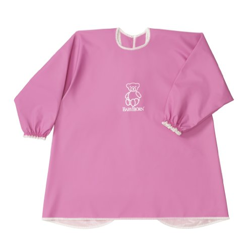 babybjorn-eat-play-smock-pink-by-babybjorn