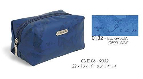 MEDIUM BEAUTY CASE gommato 0132 blu grecia