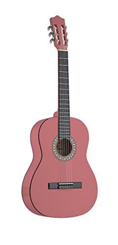 Stagg C530PK chitarra da concerto Rosa