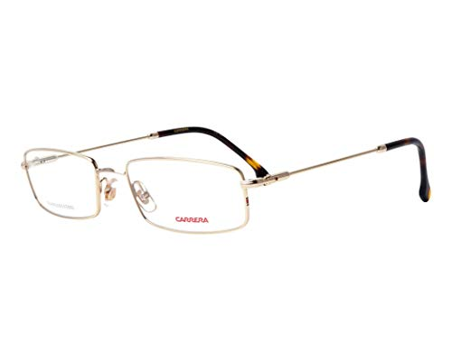 Carrera Brille (177 J5G) Metall hell gold