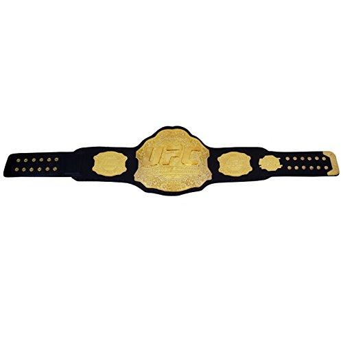 UFC Championship Gürtel echt Leder Ultimate Fighting Replica Größe 129,5  Abbildung 3