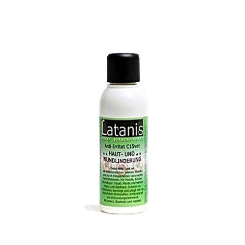 Latanis–anti-irritante c15vet–piel y alivio de la herida–40ml
