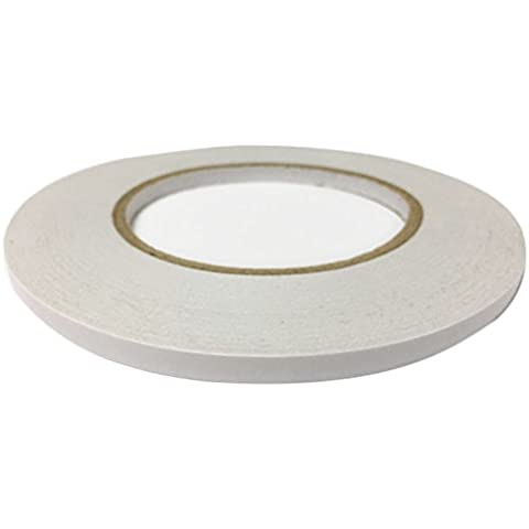 Drafting Double-Sided Permanent Tape Double Sided Mounting Tape Adhesive Tape For Photos/ Documents/ Wallpaper And (Double Sided Foil Origami)