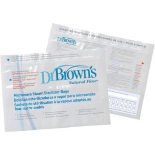 Microonde sterilizzatore a vapore Bags by Dr Browns - Browns Microonde Sterilizzatore