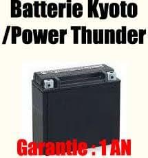 BATTERIE YB12A-A Garantie : 1 AN pour YAMAHA- 650- XJ 650 TURBO- 1983