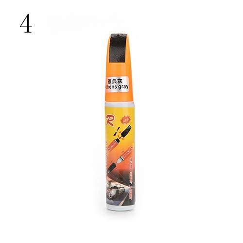 nieliangw0q 12ml Autofarben Fix Coat Paint Touch Up Clear Stift Kratzer Reparatur Entferner Werkzeuge - Grau