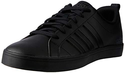 adidas Herren VS Pace Basketballschuhe, Schwarz (Core Black/Carbon S18), 45 EU