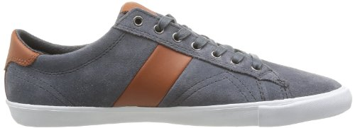 Jim Rickey Deuce Lo Suede, Baskets mode homme Gris (Forged Iron)