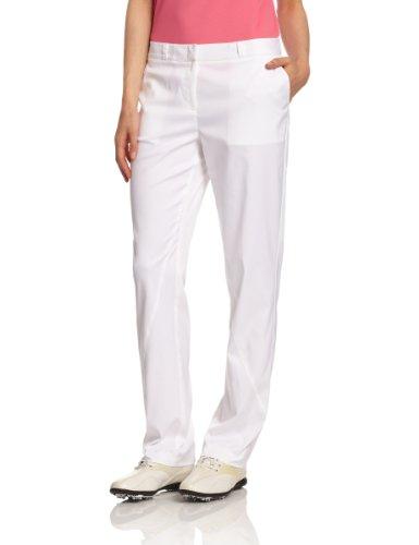 Cutter & Buck CB Drytec Joslyn Pantalon pour Femme Blanc Blanc US 12