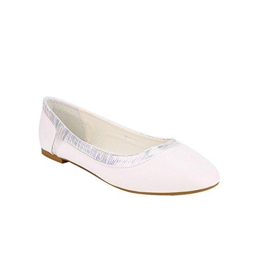 Bianche Scarpe Donne Belleli Bianco Dimensioni Cendriyon Grandi Ballerina x0aXTqY
