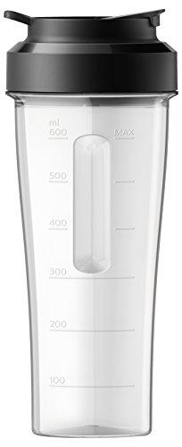 Philips HR3660/55 Tragbarer Mixer, 0,6 l, Schwarz