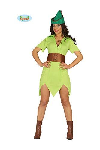 Weiblicher Robin Hood, Erwachsene, Grösse ()