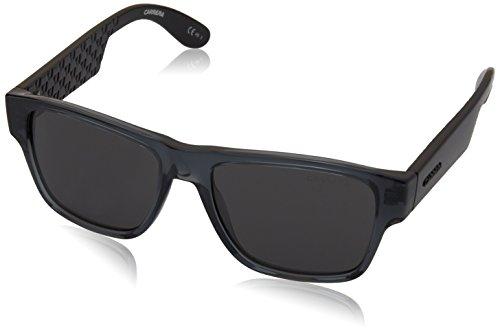 Carrera Gradient Square Unisex Sunglasses - (CARRERINO 15 KVT 486E|48|Grey Color Lens)