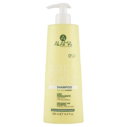 Scheda dettagliata Alama Professional FREQUENT Shampoo uso frequente per tutti i tipi di Capelli 500 ml