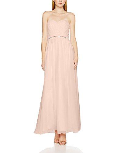 Laona Damen Partykleid LA81803L, Rosa (Soft Pink), 38 (Herstellergröße: M)