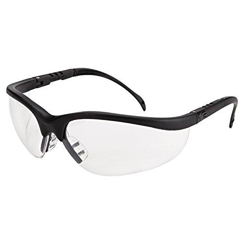 klondike-black-frame-clear-anti-fog-lens