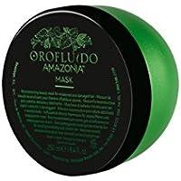 OROFLUIDO Amazonia Masque Réparation Intense Cheveux Abîmés/Fragiles, 250ml