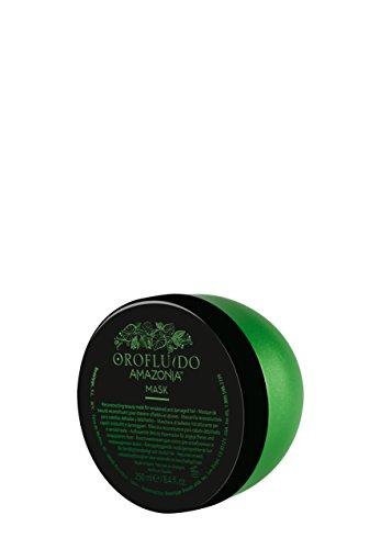 OROFLUIDO Amazonia Tiefenreparatur Haarmaske für Strapaziertes Haar, 250 ml (Haarkur über Nacht)