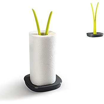thermoplastique 11,6 x 12,3 x 33,4 cm koziol porte-rouleau essuie-tout Roger blanc