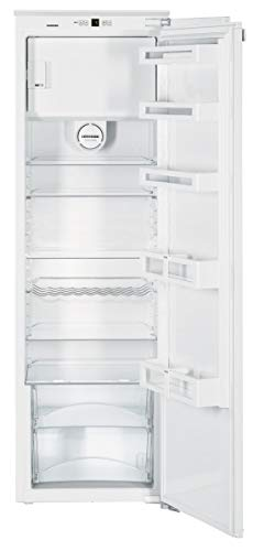 Liebherr IK3524 Built-in 306 litre Comfort Fridge White with BioCool-Box PowerCooling and Automatic SuperCool System, Reversible Door, 55.9cm Width