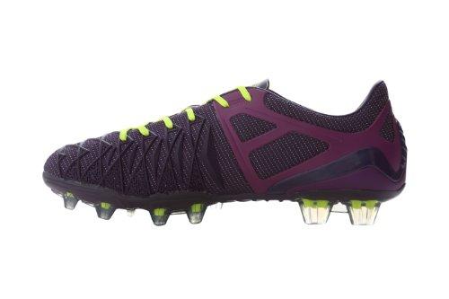 Umbro Ux 1 Concept Hg Q2, Chaussures de football homme Violet (Crc Mure/Jaune Neon/Violet)