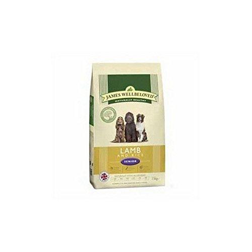 James Wellbeloved Hundefutter Lamm und Reis Senior (7,5kg (6Stück)