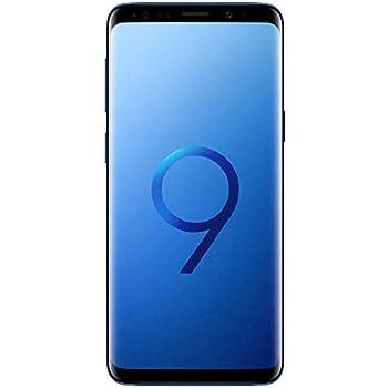 Samsung Galaxy S9 (Coral Blue, 4GB RAM, 64GB Storage)