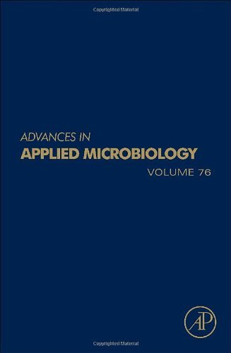 Advances in Applied Microbiology: 76 (2011-11-04)