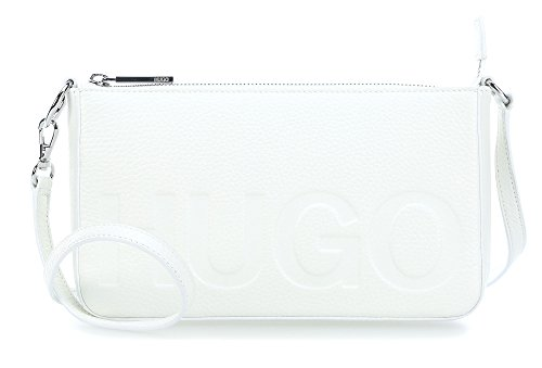 Mayfair Schultertasche White cm Mini Weiß 4 Bag 5 Damen HUGO 100 5x13x22 5xvawOOq
