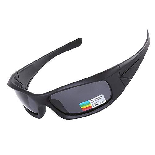KnBoB Sportbrille Radsport Brille CS Army Tactical Sonnenbrille Motorrad Fahrradbrille Antibeschlag Schwarz