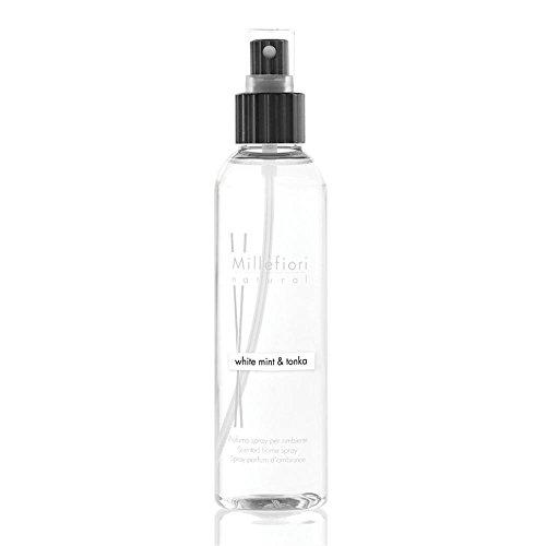 Millefiori Natural Home Spray, Plastik, Weiß, 150 Ml -