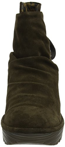 Fly London Yama Oil Suede, Women's Boots 4