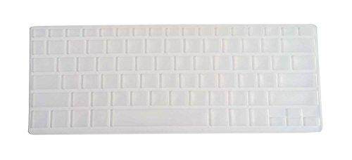 Saco Chiclet Keyboard Skin for Asus ZenBook Flip UX360C-AC4014T 13.3