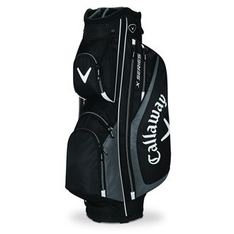 Callaway X Series - Bolsa para carro de golf, multicolor