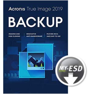 Acronis True Image 2019 | 1 Gerät | ESD | Download | E-Mail